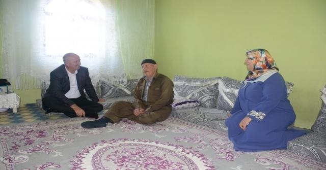 Başkan Akmandan Bayram Ziyareti