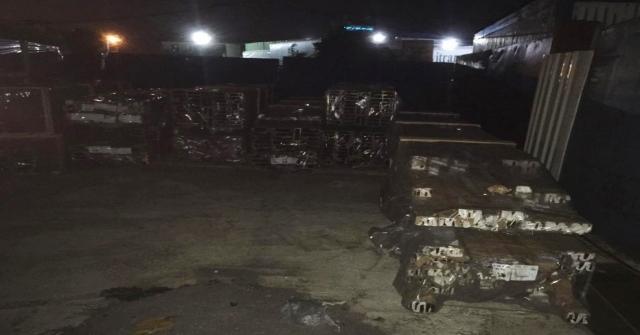 Çalıntı 500 Bin Liralık Alüminyum İstanbulda Bulundu