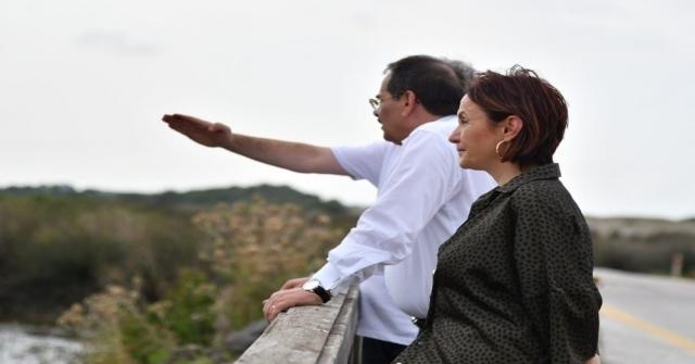 """Başkan Demir: """"Kızılırmak Deltası Kuş Cenneti 3 Yıl İçerisinde Daimi Listeye Alınır"""""""
