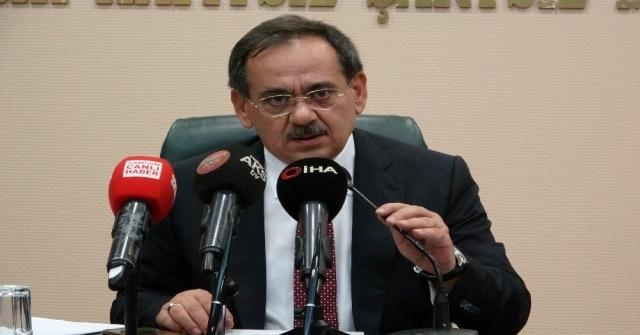 """Samsun Büyükşehir Belediyesi Başkanı Demirden """"Sel"""" Açıklaması"""