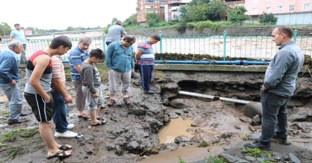 Salıpazarı Belediye Başkanı Akgül: 1 Ölü, 1 Kayıp Var