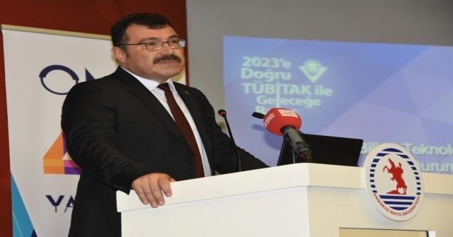 Tubitak 'Samsun Bilim Merkezine Desteğini Çekti