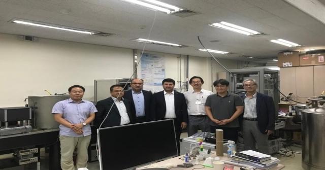 Subü, Güney Kore İşbirliği Başlıyor
