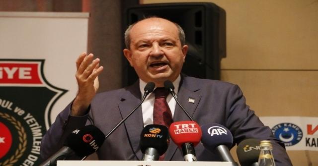 Kktc Başbakanı Tatar: Arkamızda Koskoca Türkiye Cumhuriyeti Var