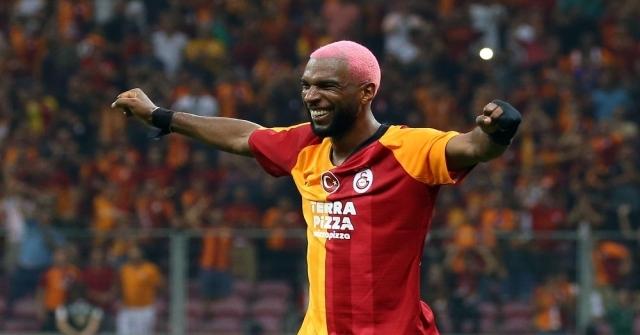 Galatasarayda Ligde Sezonun İlk Golü Ryan Babelden