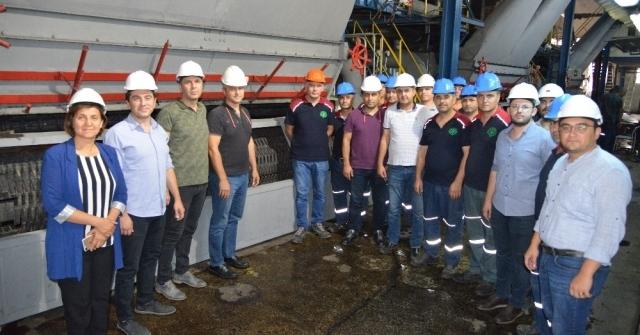 Kayseri Şekerden Türkiyede İlk; Elektrik Üretiminde Verimli Ve Çevreci Kazan Projesi
