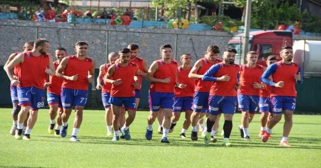 Karabüksporda Vanspor Maçı Hazırlıkları Başladı