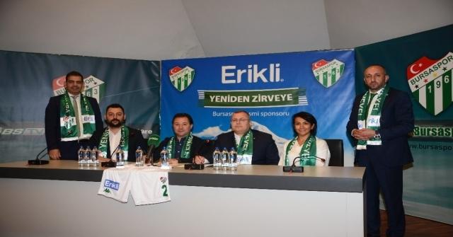 Bursaspor Erikli İle Yeniden Zirveye