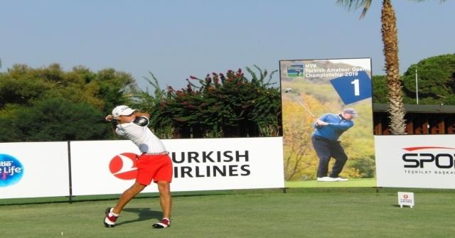 Mvk Uluslararası Türkiye Amatör Açık Şampiyonası Antalyada Başladı