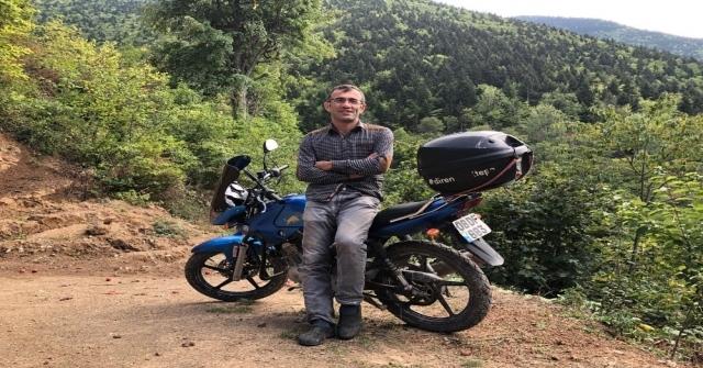 Artvinde Şehre İnen Domuzlar Motosiklete Çarptı O Anlar Cep Telefonuyla Görüntülendi