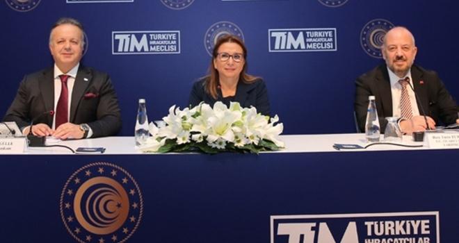 Kasım ayı ihracat rakamları açıklandı