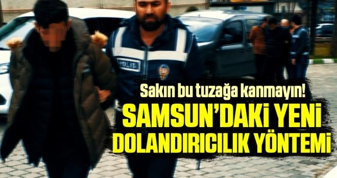 Samsun'daki Yeni Dolandırıcılık Yöntemi Sakın Bu Tuzağa Kanmayın!