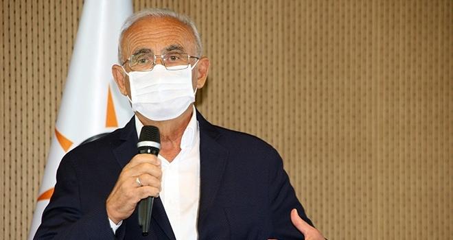 AK Parti Samsun Milletvekili Yılmaz'dan Güven Uyarısı