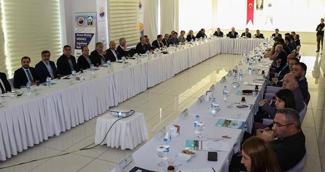 Sinop Üniversitesinde Danışma Kurulu Toplantısı