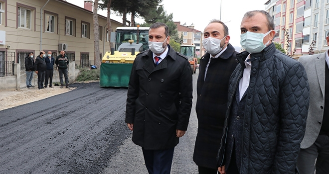 Başkan Sarıcaoğlu: Kavak OSB'de yatırım ve istihdam sayıları artıyor