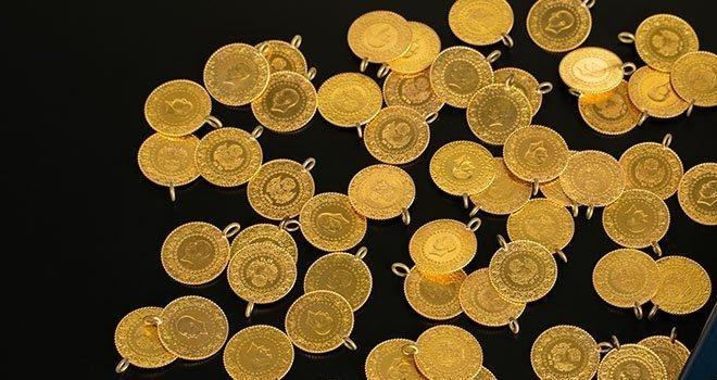 Gram altın ve çeyrek altın yükseldi mi, kaç para?