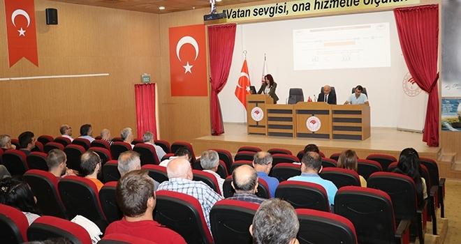 Tarım ve Orman Bakanlığı Döl verimliliğinin artırılması toplantısı gerçekleştirdi