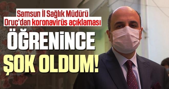 Samsun'da Evde Kalan Pozitif Hastalar İçin Mobil Denetim Ekipleri