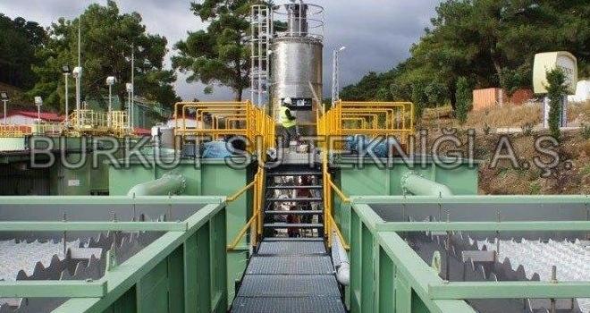 Endüstriyel Su Geri Kazanımı