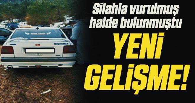 Sinop'ta silahla vurulmuş halde bulunan kişinin ölümüyle ilgili 3 şüpheli tutuklandı