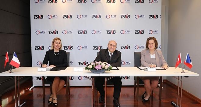 TSKB'ye Cinsiyet Eşitliği ve Kadın İstihdamına Destek İçin AFD'den 85 Milyon Euro Kredi