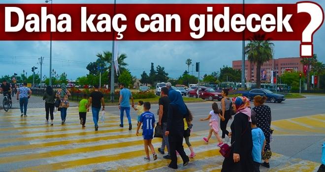Samsun Valiliği Atatürk Bulvarı Üzerine Üst Geçit İstiyoruz
