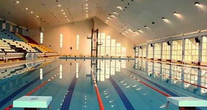 """OMÜ Olimpik Yüzme Havuzuna """"Temiz Havuz Sertifikası"""" Ödülü"""