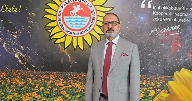 'Karadenizbirlik ayçiçeğin kilosuna 2,5 lira verecek'