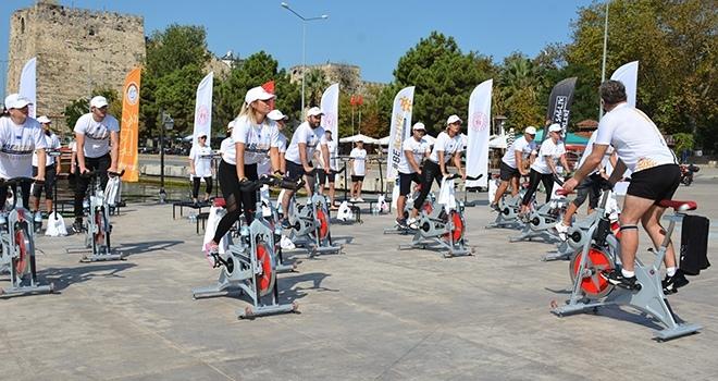 Sinop'ta Spor ve Sağlıklı Yaşam