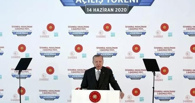Cumhurbaşkanı Erdoğan'dan koronavirüs uyarısı