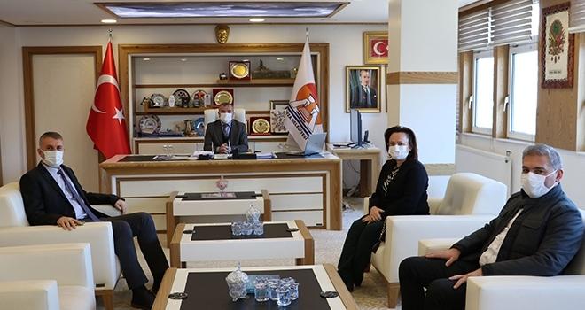 """Başkan Özdemir: """"Samsun-Vezirköprü karayolu Havza geçişi halkın can ve mal güvenliği acısından önemli"""""""