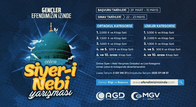 AGD'denödüllü yarışma