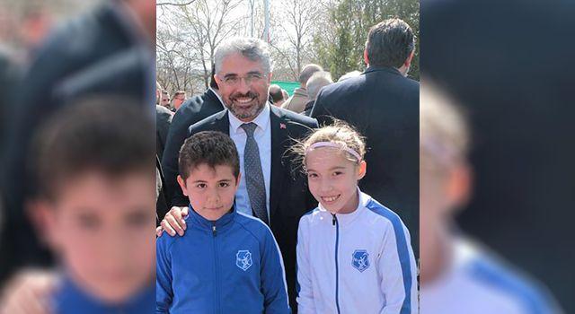 AK Parti Samsun İl Başkanı Ersan Aksu'dan 23 Nisan Mesajı