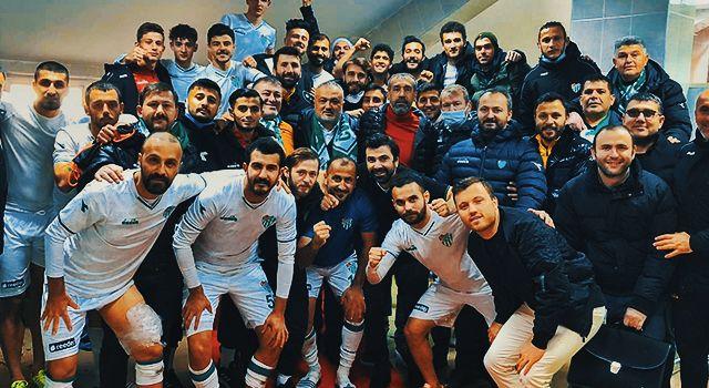 Altındağspor: 0 Çarşambaspor: 2 (Maç Sonucu)