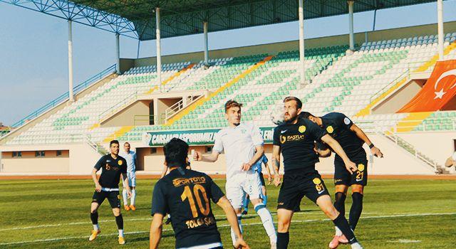 Çarşambaspor: 0 Osmaniyespor: 2 (Maç Sonucu)