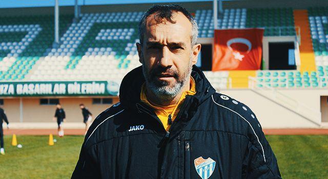 Çarşambaspor Teknik Direktörü Kenan Yelek: Seyircisiz Maç Çok Kötü