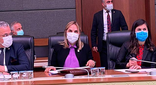 CHP Parti Meclisi Üyesi ve Samsun Milletvekili Neslihan Hancıoğlu'dan Çarşamba Şeker Açıklaması