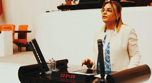 CHP Samsun Milletvekili Neslihan Hancıoğlu: Ulusal egemenlik, 101 yıldır yolumuzu aydınlatıyor ve ilelebet aydınlatacak