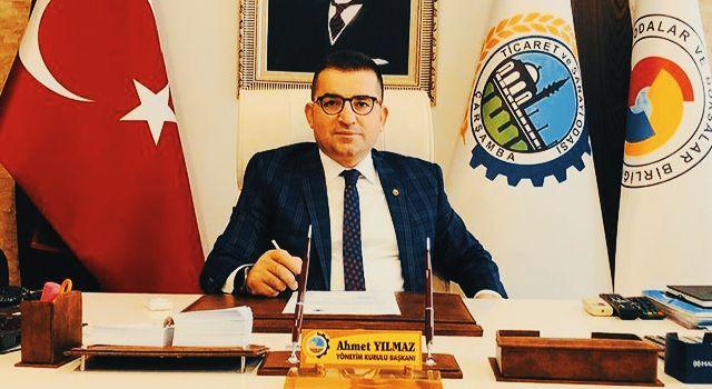 ÇTSO Başkanı Ahmet Yılmaz: 'Bir alışverişle çok şey fark eder' çağrısı