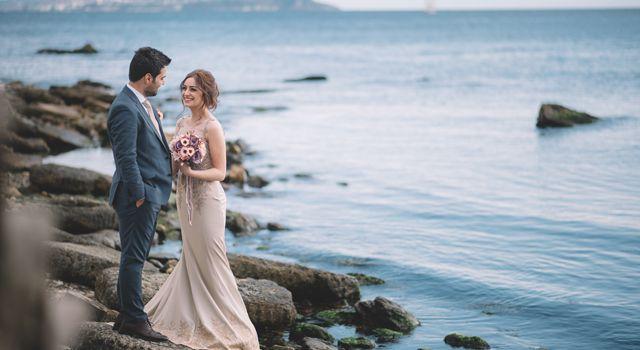 Düğün Fotoğrafları Fenerbahçeden