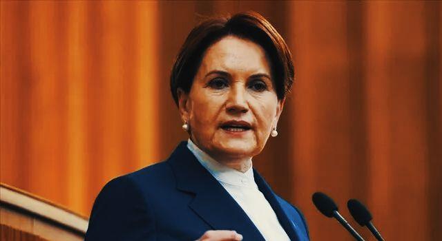 Meral Akşener'den Kılıçdaroğlu'nun Cumhurbaşkanı adaylığıyla ilgili değerlendirme