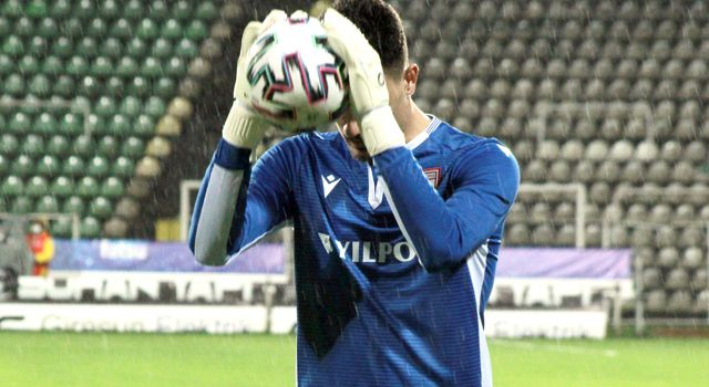 Nurullah, Balıkesirspor maçında oynayacak mı?