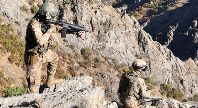Pençe-Yıldırım Operasyonu'nda 4 terörist etkisiz hale getirildi