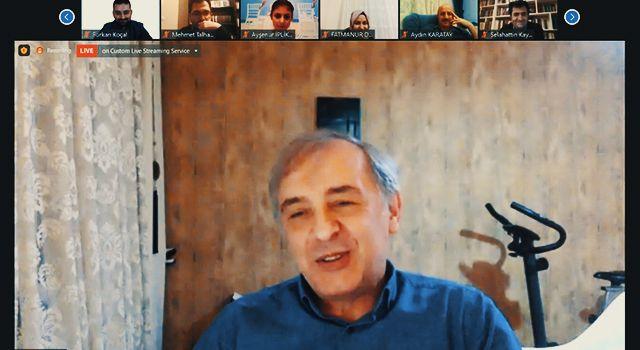 """Prof. Dr. Ataman: """"Hiçbir devlet ve toplum temelinde din olmaksızın varlığını sürdüremez"""""""