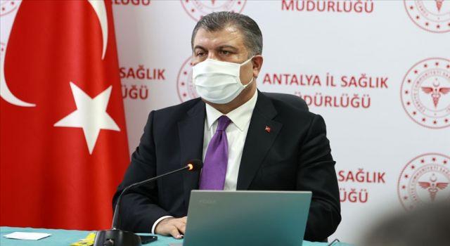 Sağlık Bakanı Koca: 6 ayda 50 milyon doz Sputnik-V aşısının teslim edilmesi bekleniyor