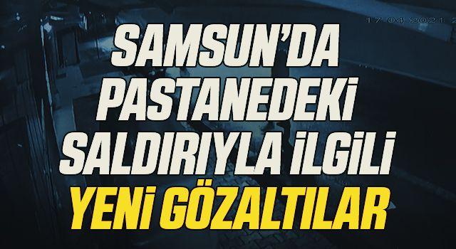 Samsun'da Pastanedeki kavgayla ilgili 2 kişi gözaltında