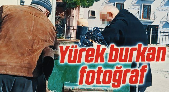 Samsun'da Yürek burkanfotoğraf