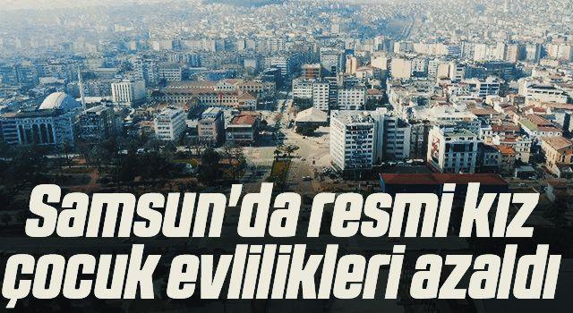 Samsun'un nüfusunun yüzde 24'ü çocuk