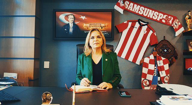 CHP Parti Meclisi Üyesi ve Samsun Milletvekili Neslihan Hancıoğlu'ndan bayram mesajı