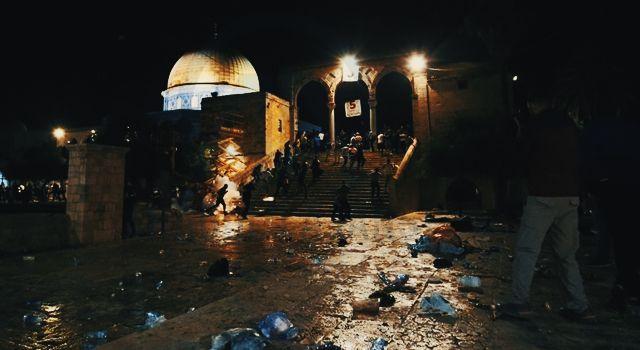 Dışişleri Bakanlığı: İsrail Hükümetini, provokatif ve saldırgan tutumuna bir an evvel son vermeye çağırıyoruz